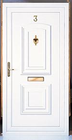 Cheshire bejárati ajtó