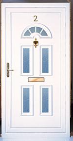 Berkshire bejárati ajtó
