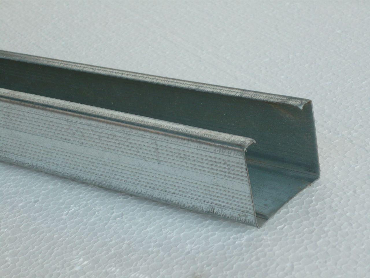 CW-75 falprofil 4,00 méter/szál falvastagság 5,5 mm CE 05