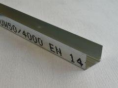 UW-100 falprofil 4,00 méter/szál falvastagság 5,5 mm CE 05