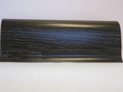 SALAG NG szegélyléc, égetett tölgy gumis szegéllyel NGF 56mm, hossz: 2,50m