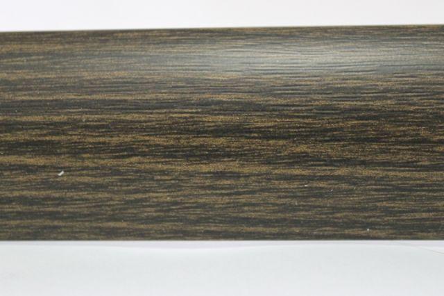 SALAG STRATUS 40 mm burkolatváltó profil hossz:2,73 m öntapadós wenge fóliázott