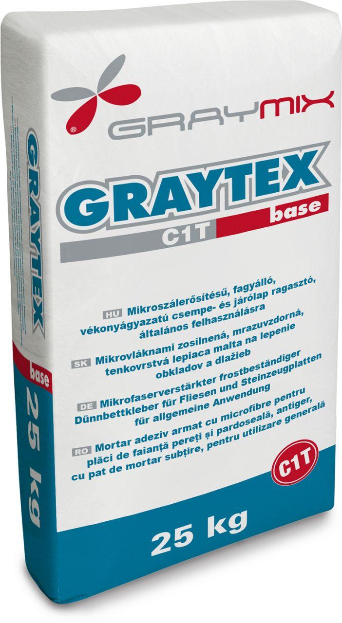 Graytex Base C1T fagyálló csemperagasztó 25kg/zsák