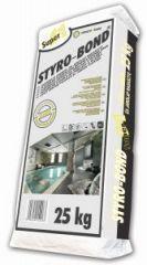 Styro-Bond Super C2TES1 csempe és járólap flex ragasztó 25 kg/zsák, 42 zsák/raklap