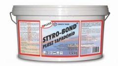 Styro-Bond Plusz tapadóhíd 5 kg/ vödör